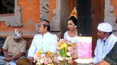 Pernikaha Gandhi dan Widi