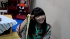 Sendy Ariani JKT48 - Oh Girl Photo Session