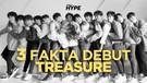3 Fakta Debut TREASURE, Puncaki iTunes hingga MV Termahal