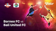 Full Match - Borneo FC vs Bali United FC | Shopee Liga 1 2019/2020