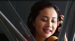 New Bening - Seindah Rembulan (LIVE di 89.6 IRadio FM)