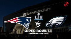 Full.Watch! Super Bowl LII: Patriots vs Eagles 2018 Streaming [LIVE]