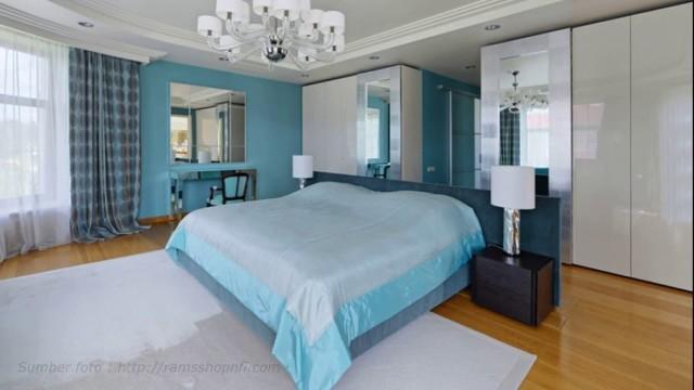 Desain Kamar Tidur Remaja Perempuan Unik  kamar tidur dengan warna pastel yang cantik dan unik bikin tidur lebih nyaman