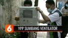 Emtek Peduli Corona Sumbang Ventilator untuk Rumah Sakit Rujukan Covid-19 di Bekasi