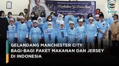 Ilkay Gundogan Kirim Paket Makanan dan Jersey Manchester City untuk Anak-Anak Indonesia