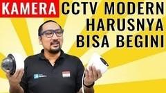 Kamera CCTV Canggih itu Begini! Network Camera Hikvision