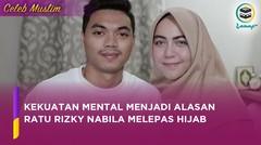 Ratu Rizky Nabila Lepas Hijab Karena Alasan Mental