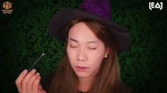 Tutorial Makeup Menjadi Penyihir