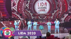 LIDA 2020 - Top 9 Group 3 Result Show