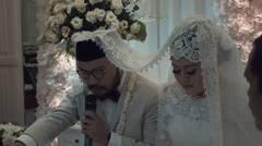 OCHA & KRISTIAN Wedding Jakarta Full Highlights