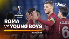 Highlight - Roma vs Young Boys I UEFA Europa League 2020/2021