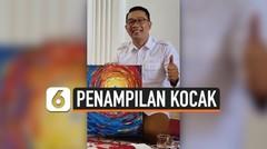 Penampilan Kocak Ridwan Kamil Pakai Kumis dan Jenggot Editan