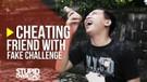 FAKE CHALLENGE PRANK | Stupid Overload