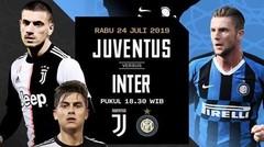 Juventus 1-1 Inter Milan (4-3 Pens) | Cuplikan Gol ICC CUP 2019 | Full Highlights