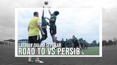 [Latihan Dalam Sepekan] Road To Against Persib - Shopee Liga 1 2020