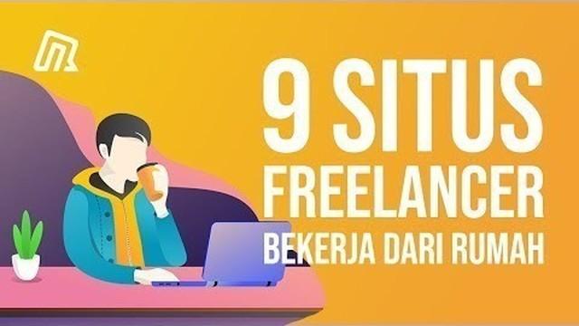 9 Situs Freelance Terbaik _ Bisnis Online Bekerja dari ...