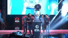 Behind The Scene - BOOM ID Juara ESL Indonesia