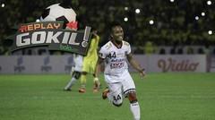 Gol Spektakuler I Gede Sukadana pada Laga Bali United Vs Persegres Gresik United
