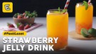 Resep Strawberry Jelly Drink