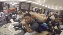 Uki NOAH - Check in Hotel Los Angeles 'NOAH USA TOUR'