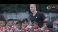 Pesan Eidur Gudjohnsen untuk Pembinaan Sepak Bola Usia Muda Indonesia