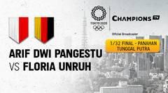 Full Match | Panahan Tunggal Putra 1/32 Final | Olimpiade Tokyo 2020