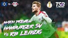 Hamburger SV vs RB LEIPZIG | TRAILER | SEMIFINAL | 24 APRIL 2019 | DFB POKAL