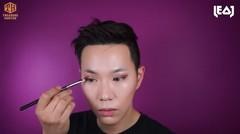 Tutorial Makeup Cat Eye Ombre