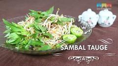 SAMBAL TAUGE