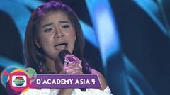 LANTANG! Liticia Clotilde Meneriakkan Kata KEJAM di Lagu PAYUNG HITAM - DA Asia 4