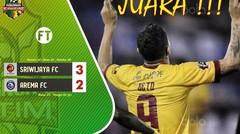 Sriwijaya FC vs Arema FC 3-2 | Highlights & All Goals | Final Piala Gubernur Kaltim 2018 | 4 Maret 2018