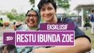 Eksklusif! Restu Cinta Ibunda Zoe Jackson untuk Aditya Zoni