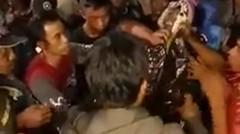 Vidio viral!  mayat diantar dengan motor Puluhan Kilo Meter