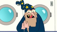 Evil Wizard - Uncle Grandpa