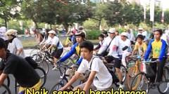 Lagu anak - naik sepeda