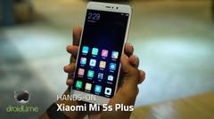 Xiaomi Mi 5s Plus Hands-on