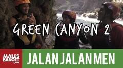 [INDONESIA TRAVEL SERIES] Jalan2Men 2014 - Green Canyon - Episode 10 (Part 2)
