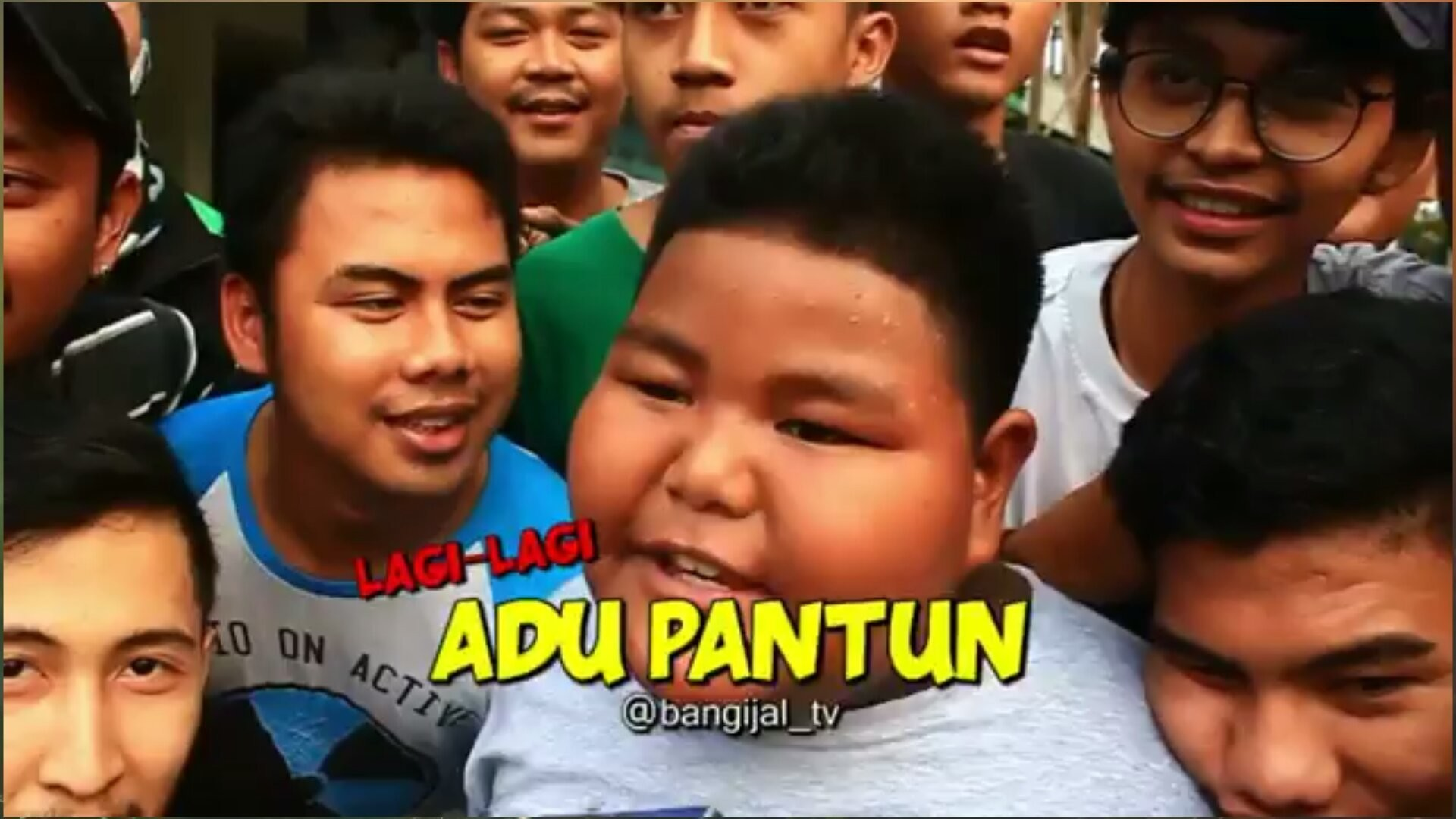 Video Lucu Adu Pantun Paling Ngakak Bang Ijal Tv