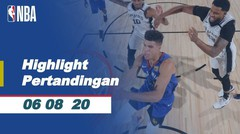 The Fast Break | Cuplikan Pertandingan - 06 Agustus | NBA Regular Season 2019/20