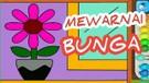Learning Color for Kids! Belajar Mewarnai untuk Bunga Anak TK dan PAUD