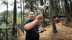Review DJI Mini 2, Drone untuk Traveler & Content Creator.