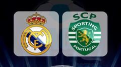 Cuplikan Real Madrid vs Sporting Lisbon 2-1 15/09/2016 All Goals