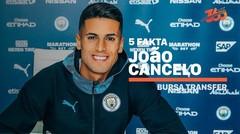 Manchester City Resmi Datangkan Joao Cancelo