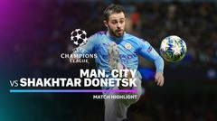 Full Highlight - Manchester City vs Shakhtar Donetsk I UEFA Champions League 2019/2020