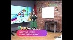 GURUku SBOTV KELAS 3 Tema : PENDIDIKAN AGAMA ISLAM - 13 November 2020