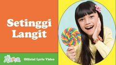 Naura - Setinggi Langit | Official Lyric Video
