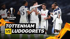 Mini Match - Tottenham vs Ludogorets I UEFA Europa League 2020/2021