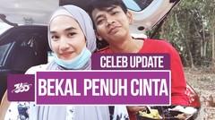 Celeb Update! Bekal Cinta Istri untuk Angga Putra Pesinetron Anak Band