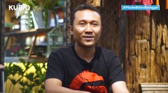 #MudaBikinBangga- WahyuAji, CEO Good News From Indonesia
