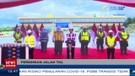 Presiden Resmikan Ruas Tol Manado-Danowudu